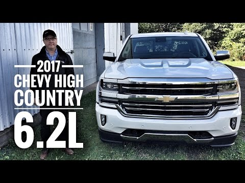 2017 Chevrolet Silverado High Country Crew Cab road test and Review | Pye Chevrolet Buick GMC