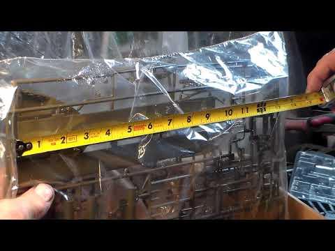 Viuetnam Group Build HUEY UH-16 Monogram 1/24 Review Part 2