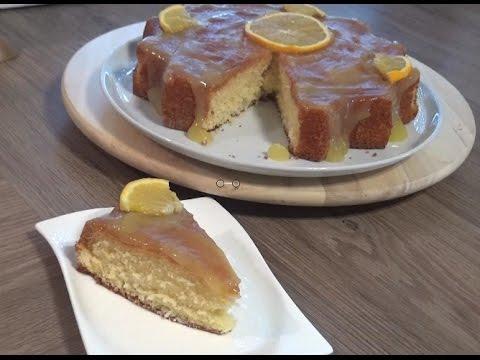 Portakallı Kek Tarifi - Kek Tarifi Videosu