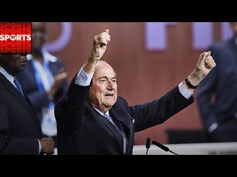 SEPP BLATTER RE-Elected for 5th Term | WTF Voters?!