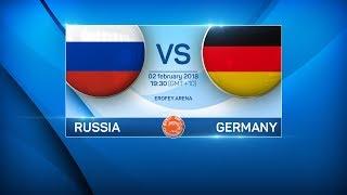 BANDY WORLD CHAMPIONSHIP 2018. RUSSIA - GERMANY