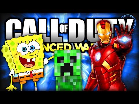 COD Advanced Warfare EMBLEM EDITOR! - & More News! - (Call of Duty 2014)