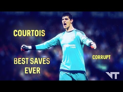 Thibaut Courtois Best Saves Ever At Chelsea and Atlético Madrid (2015/2016)