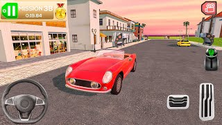 My Holiday Car New Car (Classic Sports) - Android Gameplay FHD