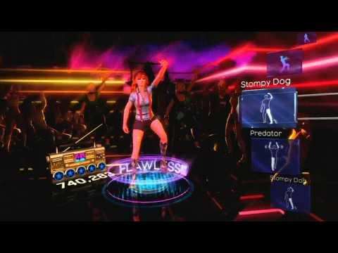 VIDEOGIOCHI, Dance Central Dlc, Trailer per Xbox 360 in Hd
