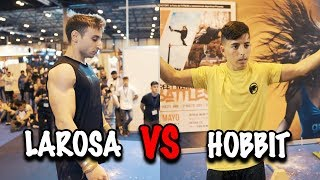 ANDREA LAROSA VS HOBBIT - ULTIMATE BATTLES 2