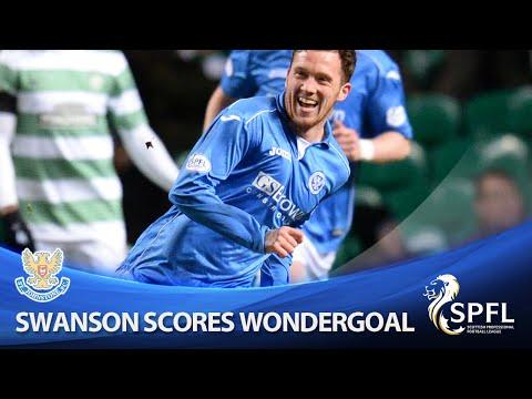 Watch Swanson score wondergoal that beat Celtic