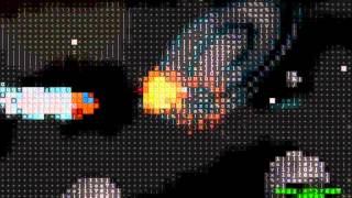 Space Game Starter Kit - in ASCII Art!