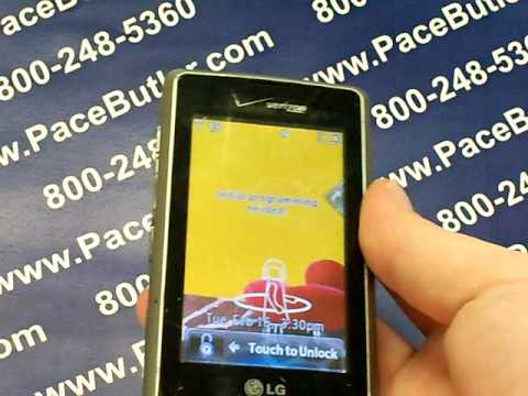Video: LG DARE VX9700 - Erase Cell Phone Info - Delete Data - Master Clear Hard Reset