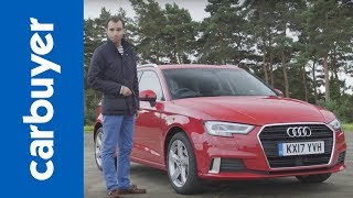 2017 Audi A3 Sportback review - The world's most minor facelift? - Carbuyer