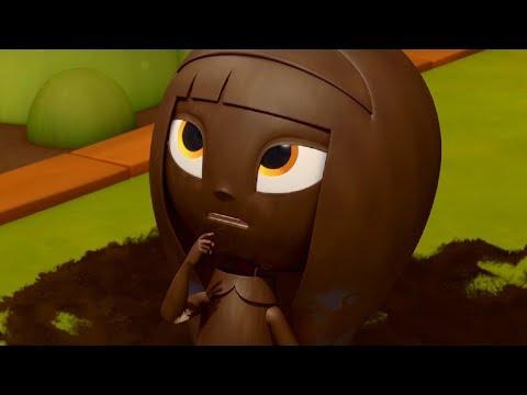 Мультфильм для детей - Макс Грин и инопланетяне - Нерешительность– НЛО