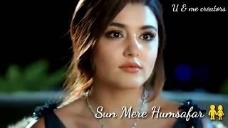 download lagu Sun Mere Humsafar Song  Murat And Hayat Romantic gratis