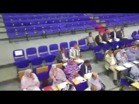 (فيديو) .. تسريب جزء من نقاش دورة مجلس جهة كلميم واد نون حول نقطة مستشفى الجهوي المثير للجدل