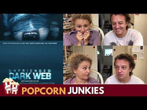Unfriended Dark Web Trailer #2 (2018) - Nadia Sawalha & Family Reaction & Review