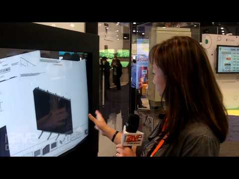 DSE 2015: Premier Mounts Features Enclosure with Touchsceen Interactive Display