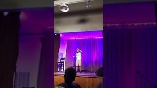 Talent show performance September 2018