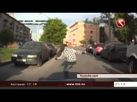 В Алматы набирает популярность новый вид мошенничества на дорогах