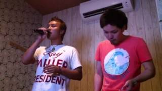 Distance EXILE COVER Ryo&MASATOSHI from WITHDOM