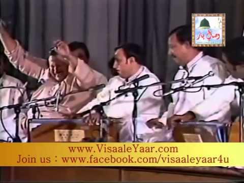 PUNJABI SUFIANA KALAM( Mera Aye Charkha Nou Lakha)NUSRAT FATEH ALI KHAN.BY Visaal