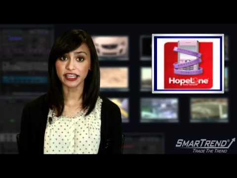 Verizon HopeLine Helps Victims of Domestic Abuse