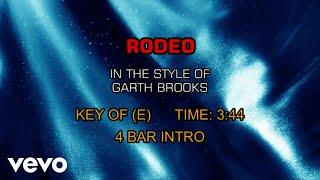 Garth Brooks Rodeo Karaoke