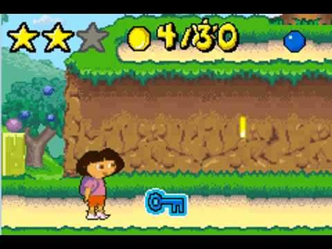 Dora The Explorer Gameplay And Commentary video