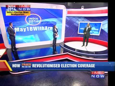 TIMES NOW clear winner on election week