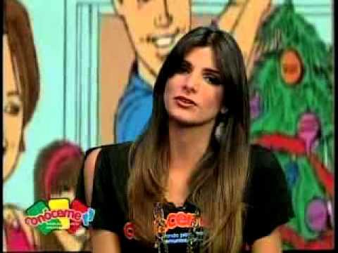 Programa Conoceme TV Eva Arias 1era parte