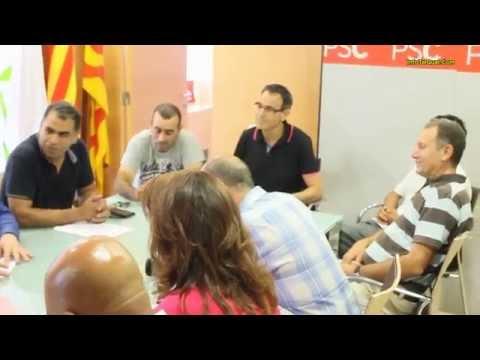اجتماع تنسيقية الاتحاد الاشتراكي بكطالونيا