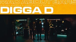 Digga D - Mad About Bars w/ Kenny Allstar (Special)   @MixtapeMadness