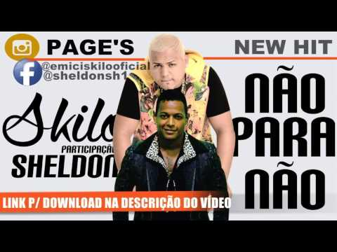 Mc Sheldon E Mc Skilo - Não Para Não - Música Nova 2014 video