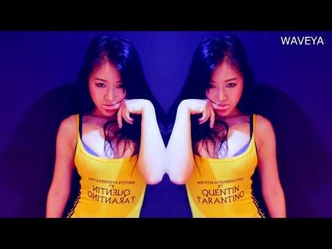 역대급 뒷태 요즘 유행하는 미국춤 Asian Twerk WAVEYA