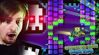THESE LEVELS ARE AMAZING. NEW G.DASH FEATURES!? || Geometry Dash SubZero