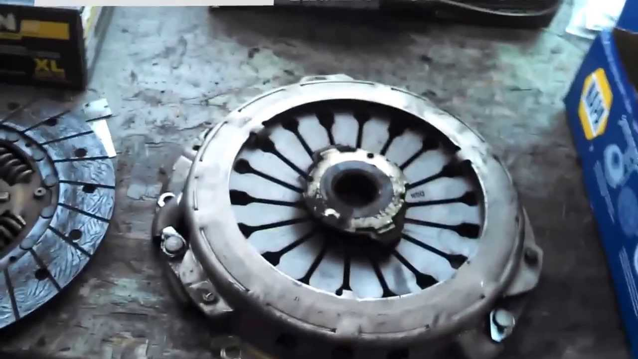 Clutch Replacement Hyundai Elantra Sonata Santa Fe 1996