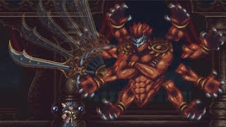 Timespinner - Boss Battles [Nightmare, Lvl 1, No Damage/Time Stop]
