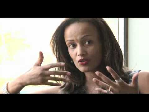 Movers & Shakers of Africa  - Jeff Koinange presents Sophia Bekele & .africa on K24 TV (Part 1of 2)