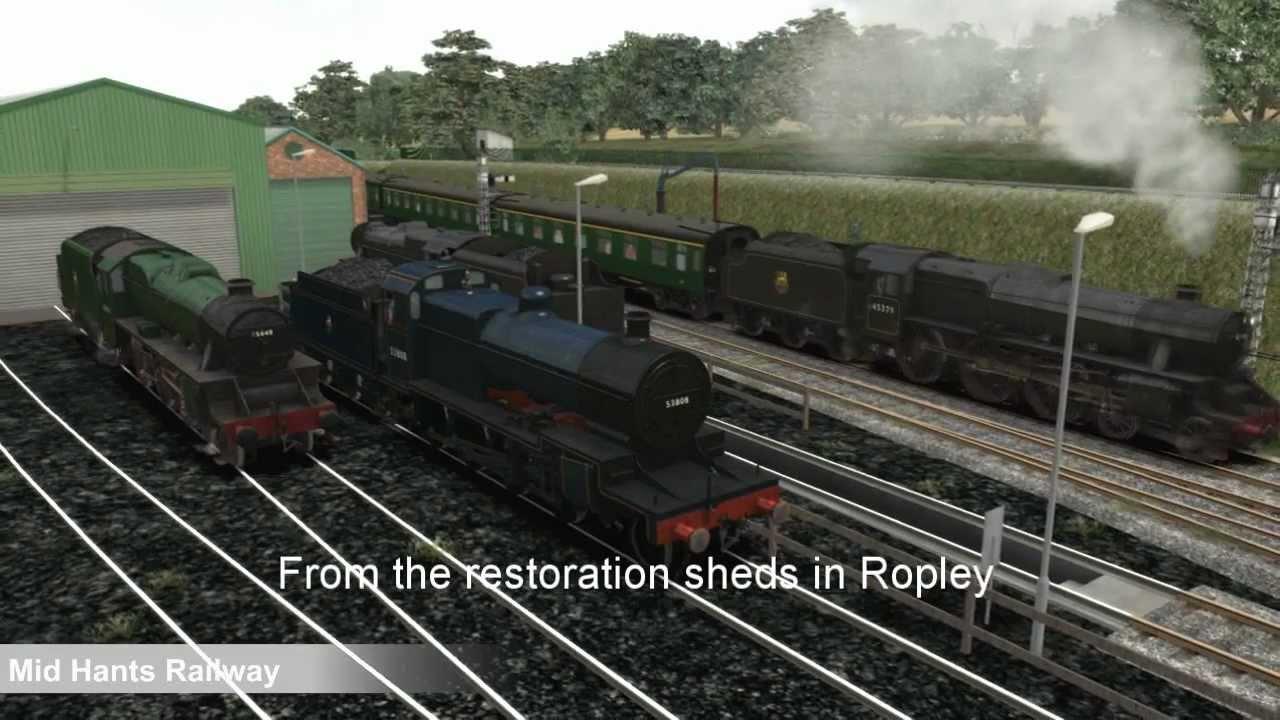 Add On Train Simulator