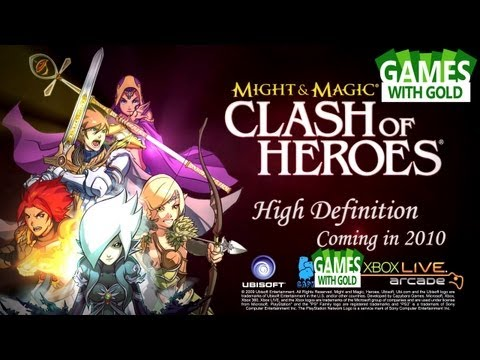 Might & Magic Clash of Heroes JUEGO GRATIS para todos los GOLD!