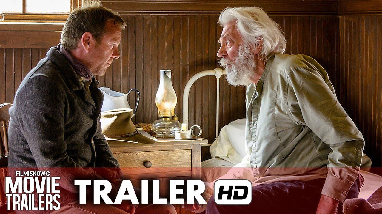 FORSAKEN ft. Donald & Kiefer Sutherland - Official Trailer [HD]