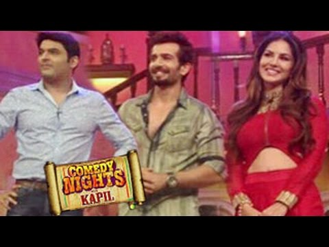 Comedy Nights with Kapil   5th April 2015 Episode   Sunny Leone promotes Ek Paheli Leela