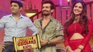 Comedy Nights with Kapil | 5th April 2015 Episode | Sunny Leone promotes Ek Paheli Leela