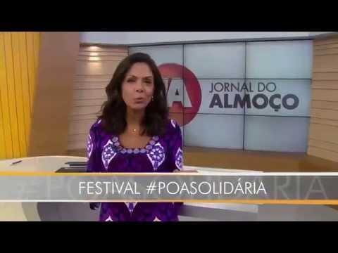 [RBS TV] - Chamada do Jornal do Almoço RS Especial da campanha #EuAjudo - 24/10/2015