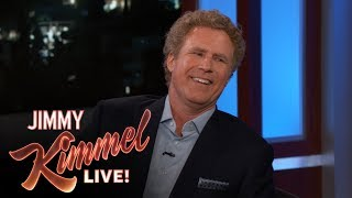 Will Ferrell Reveals All-Time Favorite Basketball Player