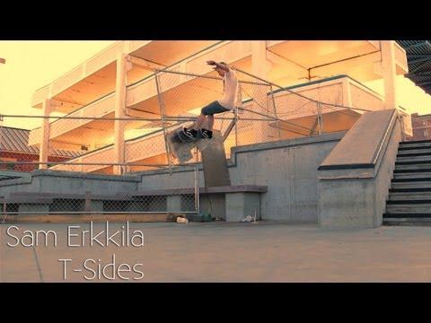 T-Sides (Sam Erkkila)
