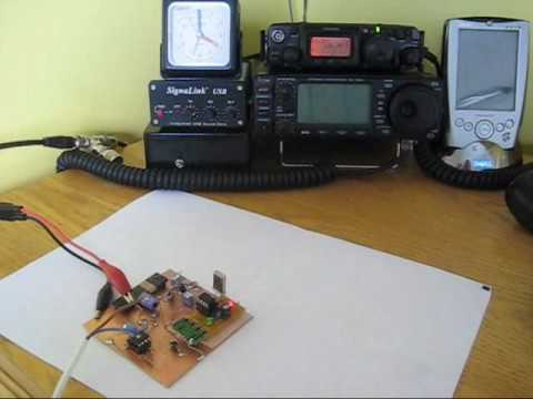 136kHz 250mW CW Beacon Transmitter