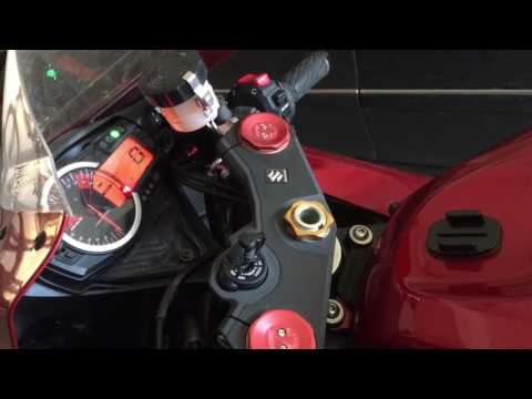 DIY dealer mode for 2013 Suzuki Gixxers