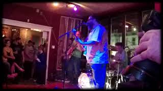 """Pinto Loco at Sally O'Brien's 2018 """"Sweet Little Girl of Mine"""", """"Lord Have Mercy"""" and """"Dune Buggy"""""""