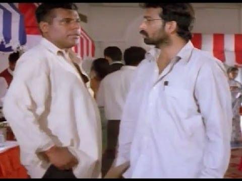Kolai Kutram Movie Scenes - Jd Chakravarthy Being Harassed By Ashish Vidyarthi - Meena video