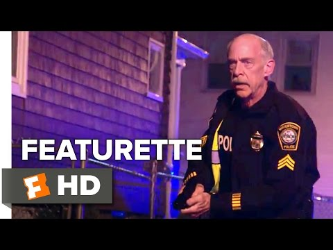Patriots Day Featurette - Heroes: Sgt. Jeffrey Pugliese (2016) - J.K. Simmons Movie