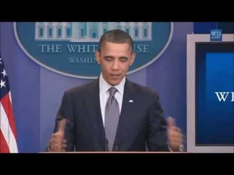 Barack Obama Singing Call Me Maybe 10 Minutes